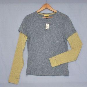Prince & Fox Shirt Size Large Long Sleeve Tee